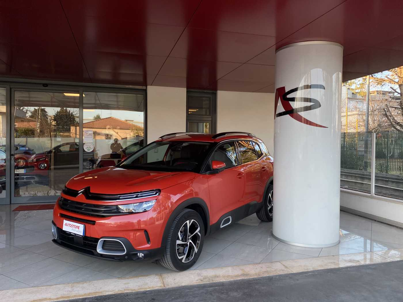 Citroen C5 Aircross BlueHDi 130 S&S EAT8 Feel