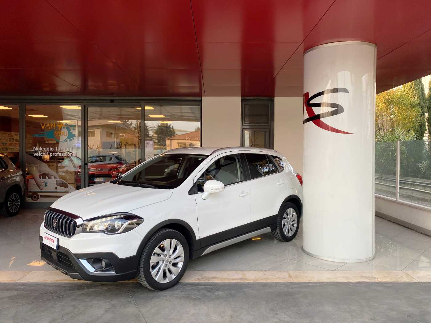 Suzuki S-Cross 1.6 DDiS Start&Stop 4WD All Grip Cool