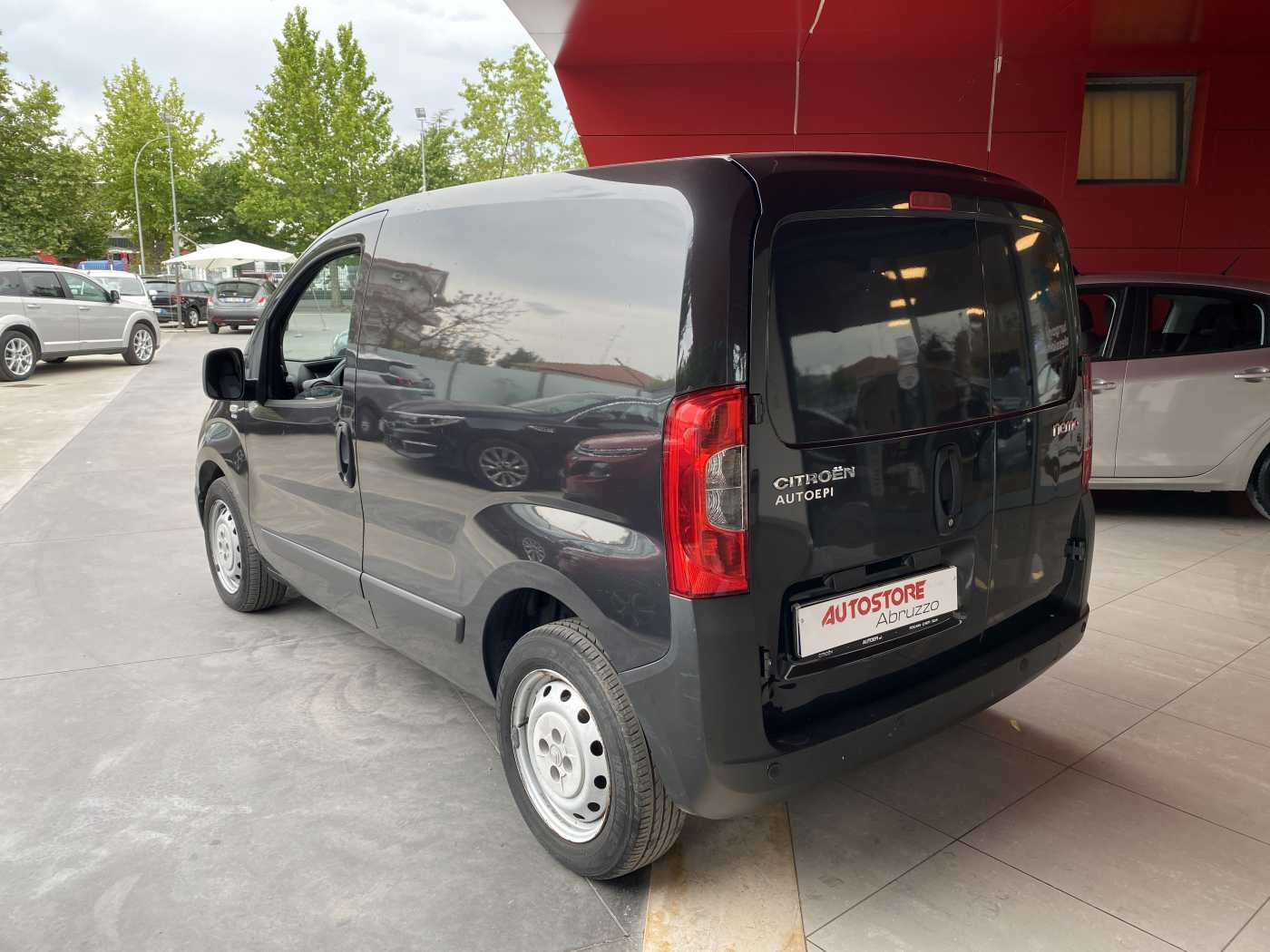 Citroen Nemo Multispace 1.3 HDi 75CV CMP S&S Silver Selection