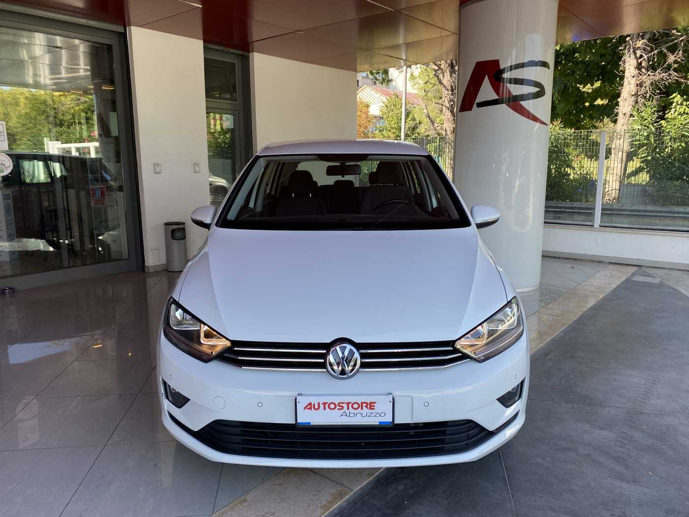 Volkswagen Golf Sportsvan 1.6 TDI Comfortline BlueMotion Technology