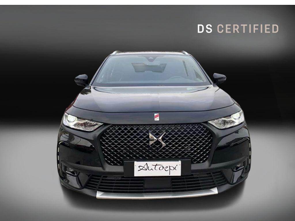 DS 7 Crossback DS 7 BlueHDi 180 aut. Grand Chic